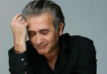 Ο Λάκης Λαζόπουλος  γράφει βιβλίο για το θάνατο της συζύγου του - Κεντρική Εικόνα