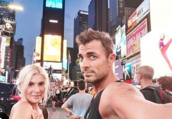 Τη νέα πόζα της Όλγας Πηλιάκη στη Νέα Υόρκη πρέπει να τη δεις! [εικόνα] - Κεντρική Εικόνα