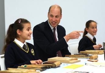 O πρίγκιπας William έκανε μεγάλη γκάφα σε δημόσια εμφάνισή του [βίντεο] - Κεντρική Εικόνα