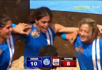 Survivor 3: Νίκησαν  ξανά οι Έλληνες - Τσακώνονται μεταξύ τους οι Τούρκοι [βίντεο] - Κεντρική Εικόνα