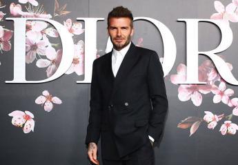 Ο Beckham δείχνει πως τα sneakers με κοστούμι φοριούνται και το χειμώνα - Κεντρική Εικόνα