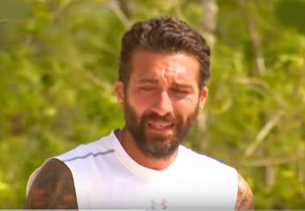 Survivor: Ο Κυριάκος Πελεκάνος ξέσπασε σε κλάματα όταν άκουσε το έπαθλο [βίντεο] - Κεντρική Εικόνα