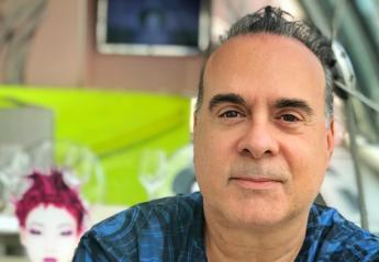 Ο Φώτης Σεργουλόπουλος μας έδειξε πως ήταν... ξανθός πριν από 20 χρόνια  - Κεντρική Εικόνα