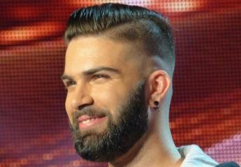 O πρώην νικητής του X Factor Ανδρέας Λέοντας ποζάρει με το γιο του [εικόνες] - Κεντρική Εικόνα
