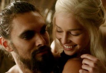 O Drogo και η Daenerys επανασυνδέθηκαν και έγιναν τύφλα στο μεθύσι  - Κεντρική Εικόνα