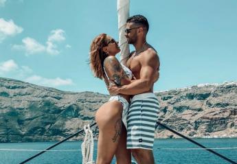 Βαλαβάνη και Βασάλος επιδεικνύουν τα τέλεια κορμιά τους στην Κρήτη - Κεντρική Εικόνα