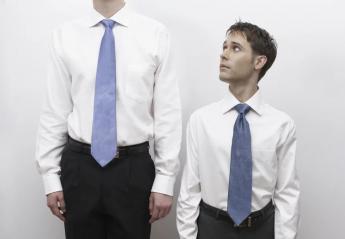 Έρευνα ισχυρίζεται κάτι που ίσως δεν είχατε φανταστεί για τους κοντούς άντρες  - Κεντρική Εικόνα
