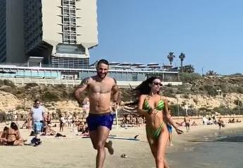 """Η Φουρέιρα """"καλπάζει"""" σε πλαζ του Ισραήλ και παρουσιάζει νέα τραγούδια [βίντεο] - Κεντρική Εικόνα"""