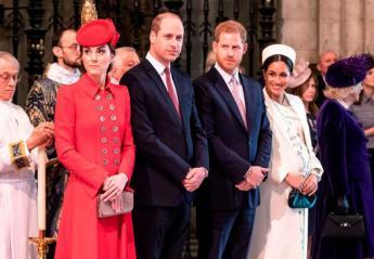 Kate & William χωρίζουν τα...τσανάκια τους με τους Meghan & Harry και στη φιλανθρωπία - Κεντρική Εικόνα