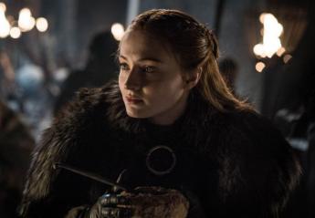 Οι φαν της Sansa Stark φρίκαραν με μια φωτογραφία της Sophie Turner [εικόνα] - Κεντρική Εικόνα