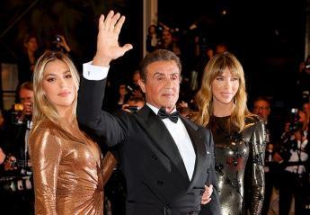 "O Sylvester Stallone επιστρέφει ως ""Ράμπο"" και έλαμψε στις Κάννες [εικόνες] - Κεντρική Εικόνα"