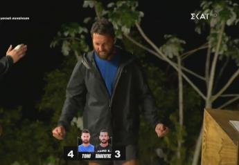 Survivor: Ο Τόνι κέρδισε ένα αυτοκίνητο [βίντεο] - Κεντρική Εικόνα