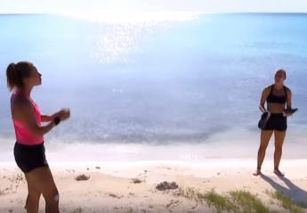 Survivor: Νεύρα είχε η Κατερίνα και μάλωσε ξανά με τη Δήμητρα [βίντεο] - Κεντρική Εικόνα