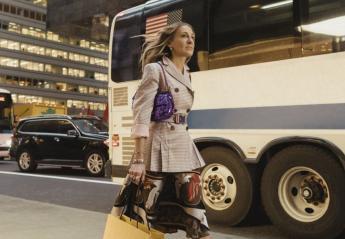 Επανακυκλοφόρησε μια θρυλική τσάντα της... Carrie Bradshaw [βίντεο] - Κεντρική Εικόνα