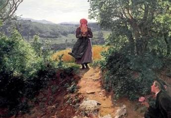 Είναι δυνατόν αυτό το κορίτσι σε πίνακα του 1860 να κρατάει ένα κινητό τηλέφωνο; - Κεντρική Εικόνα
