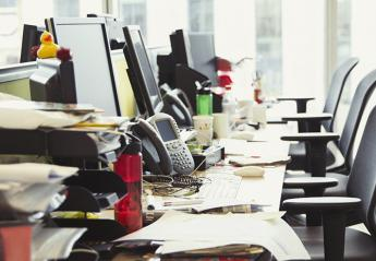 Αυτά είναι τα 6 πιο βρώμικα σημεία στα γραφεία κάθε εταιρείας  - Κεντρική Εικόνα