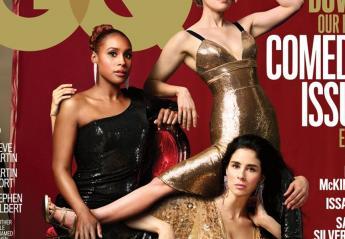 Το GQ κοροϊδεύει το Vanity Fair με ένα επικό εξώφυλλο [εικόνες] - Κεντρική Εικόνα