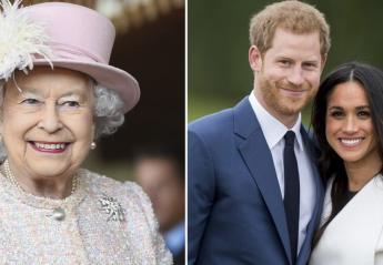 H βασίλισσα Ελισάβετ έδωσε και την επίσημη έγκριση για το γάμο της Markle - Κεντρική Εικόνα