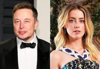 Ο Elon Musk επανασυνδέθηκε με την Amber Heard; [εικόνες] - Κεντρική Εικόνα