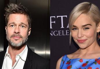O Brad Pitt θέλει να δει το Game of Thrones παρέα με την Emilia Clarke - Κεντρική Εικόνα