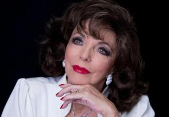 Πυρκαγιά ξέσπασε στο σπίτι της Joan Collins - Κινδύνεψε η ζωή της σταρ [εικόνες] - Κεντρική Εικόνα