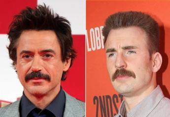 """Πασίγνωστοι ηθοποιοί τώρα """"τσακώνονται"""" για τα μουστάκια και τα μαλλιά τους  - Κεντρική Εικόνα"""