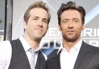 Μια... βιτριολική ατάκα πέταξε ο Ryan Reynolds για το γάμο του Hugh Jackman! - Κεντρική Εικόνα