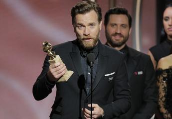 Ο Ewan McGregor βραβεύτηκε και έκανε κάτι πρωτοποριακό! [βίντεο] - Κεντρική Εικόνα