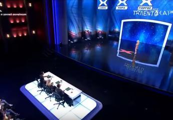 """""""Κόπηκε"""" 2 φορές στο X Factor και τώρα """"κόπηκε"""" στο Ελλάδα Έχεις Ταλέντο [βίντεο] - Κεντρική Εικόνα"""