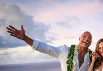 O The Rock ντύθηκε ξανά γαμπρός - Παντρεύτηκε στη Χαβάη [εικόνες] - Κεντρική Εικόνα