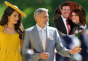 Οι Clooneys θα πάνε στο νέο πριγκιπικό γάμο; Τι συνδέει τον George με τον γαμπρό;  - Κεντρική Εικόνα