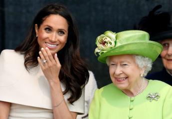 Κατενθουσιασμένη είναι η βασίλισσα με τα νέα πως η Markle είναι έγκυος - Κεντρική Εικόνα