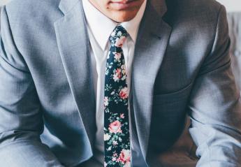 Οι φλοράλ γραβάτες είναι το απόλυτο ανοιξιάτικο fashion trend [εικόνες] - Κεντρική Εικόνα
