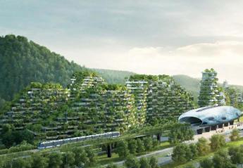 Δείτε την πρώτη πόλη - δάσος που σχεδιάζουν οι Κινέζοι [εικόνες] - Κεντρική Εικόνα