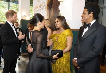 Η Meghan Markle συνάντησε τη Beyonce και οι φαν τους παραληρούν από χαρά - Κεντρική Εικόνα