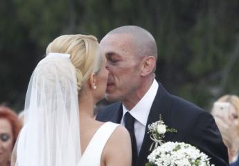 Δάκρυσε ο Μπρούνο Τσιρίλο στο γάμο με την Έλενα Ασημακοπούλου [βίντεο] - Κεντρική Εικόνα