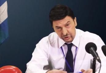 O Τάκης Ζαχαράτος ως Νίκος Χαρδαλιάς σκόρπισε πολύ γέλιο [βίντεο] - Κεντρική Εικόνα