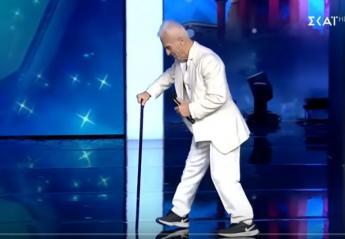 Ελλάδα Έχεις Ταλέντο: Αυτός ο... παππούς εντυπωσίασε κριτές και κοινό [βίντεο] - Κεντρική Εικόνα