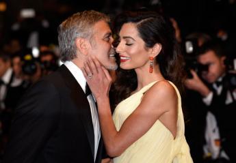 Νέες φωτογραφίες από τις διακοπές του ζεύγους Clooney στην Ιταλία - Κεντρική Εικόνα