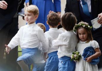 George και Charlotte έγιναν ξανά παρανυφάκια και έκλεψαν την παράσταση  - Κεντρική Εικόνα