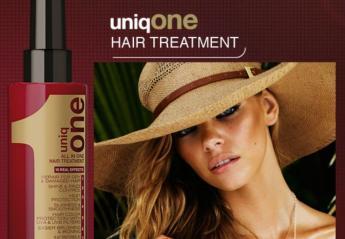 UniqOne All In One Hair Treatment: Προστασία από τον ήλιο από την Revlon Professional  - Κεντρική Εικόνα