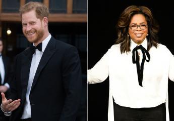 O πρίγκιπας Harry θα κάνει τηλεοπτική εκπομπή με την Oprah [βίντεο] - Κεντρική Εικόνα