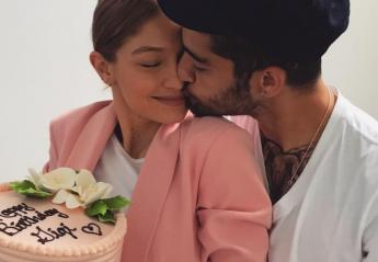 H Gigi Hadid έχει γενέθλια και ο Zayn Malik της δείχνει την αγάπη του [εικόνες] - Κεντρική Εικόνα
