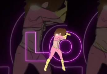H Ελένη Φουρέιρα έγινε... animation [βίντεο] - Κεντρική Εικόνα