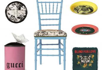 Gucci Décor: O γνωστός οίκος μόδας λανσάρει συλλογή με είδη για το σπίτι [εικόνες] - Κεντρική Εικόνα