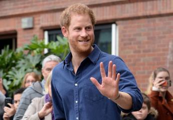 Mετά το γάμο του ο πρίγκιπας Harry έχει αποκτήσει μια περίεργη συνήθεια - Κεντρική Εικόνα
