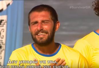 Ένας Ρουμάνος παίκτης έκανε ερωτική εξομολόγηση στη Ροδάνθη [βίντεο] - Κεντρική Εικόνα