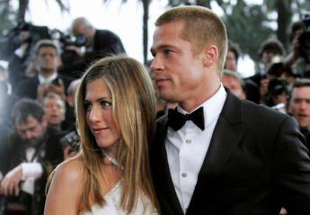 O Brad Pitt πήγε στο πάρτι για τα 50α γενέθλια της Jennifer Aniston [εικόνες] - Κεντρική Εικόνα