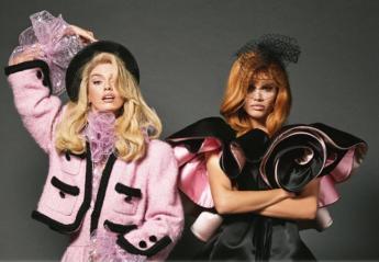 90s fashion revival: Δύο top models αναβιώνουν μια θρυλική ταινία τoυ 1992 - Κεντρική Εικόνα