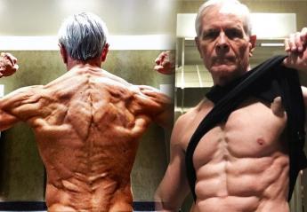 Είναι 69 ετών και... φέτες - Δες πως καταφέρνει να έχει τέτοιο κορμί σε αυτή την ηλικία - Κεντρική Εικόνα